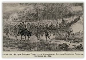 History of the One Hundred and Twenty-fifth Regiment Pennsylvania Volunteers