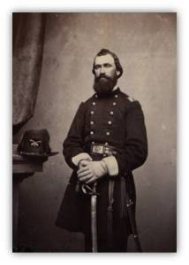 Lt. Col. Higgins, 1st PA Cav - AHEC