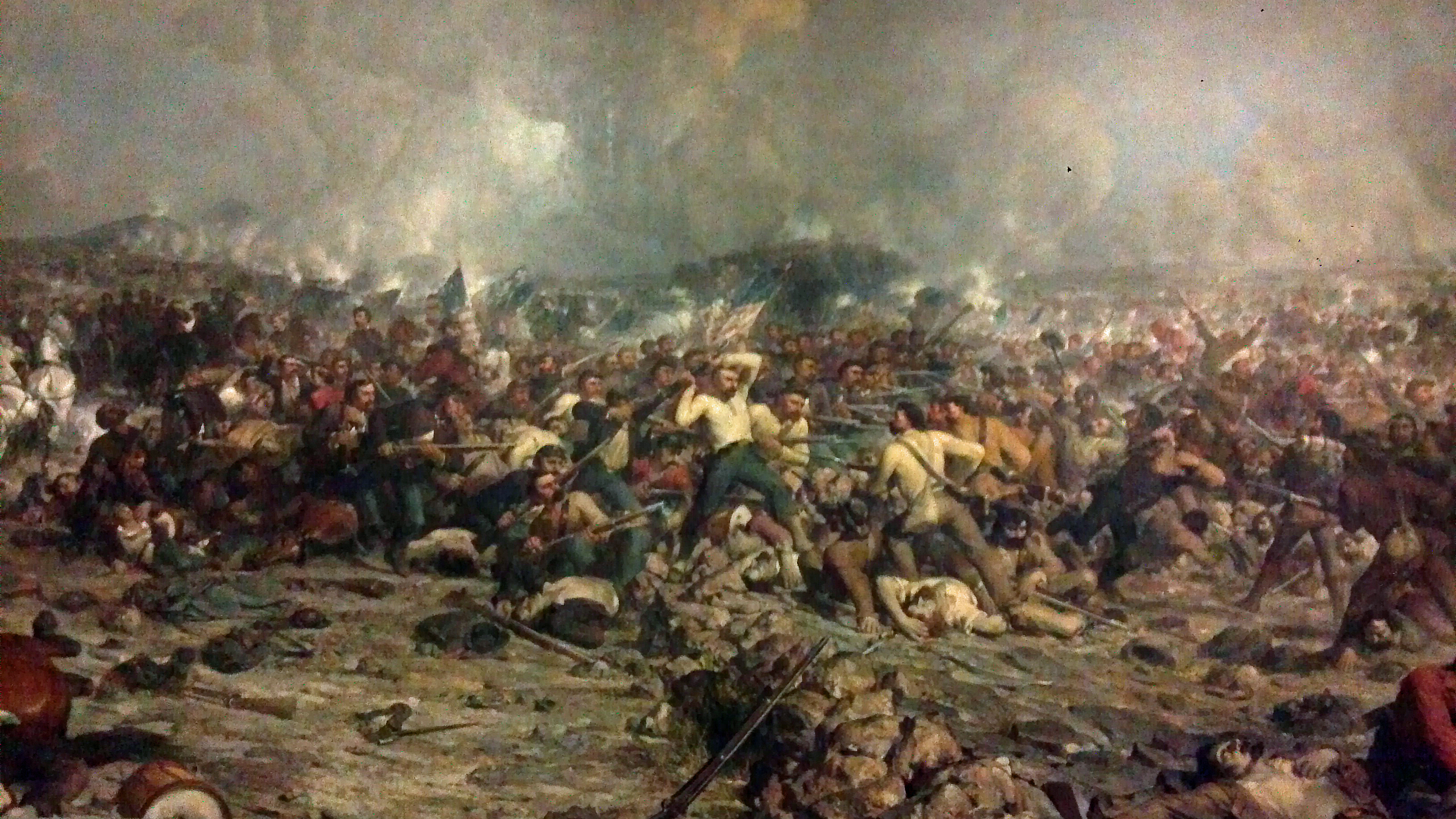 battle of antietam - HD 3264×1836