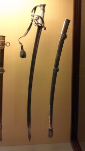 Col. Mathews sword