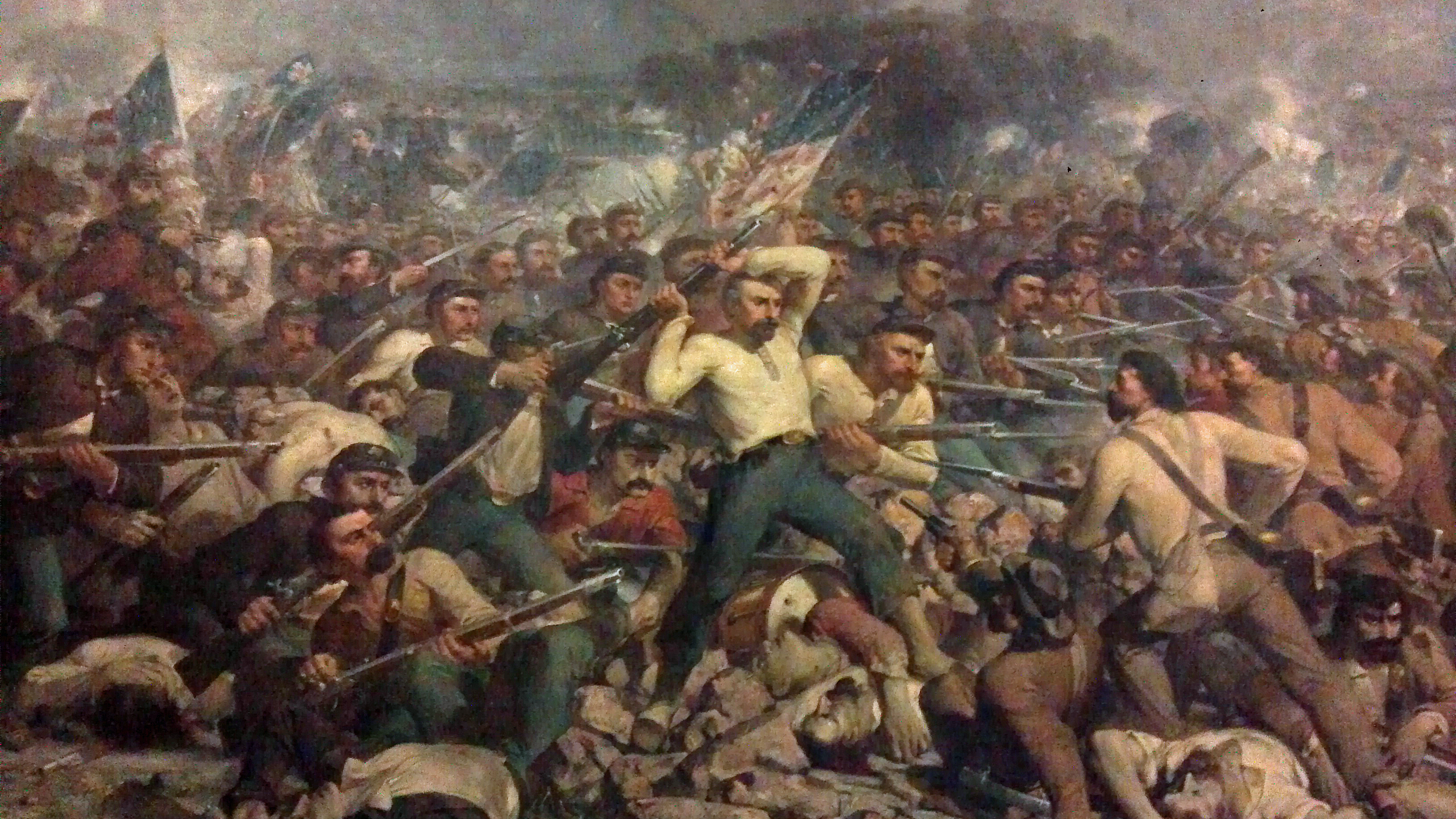 battle of gettysburg thesis statement Battle of gettysburg thesis thesis statement vs opening history download thesis statement on battle of gettysburg in our database or order an original thesis.